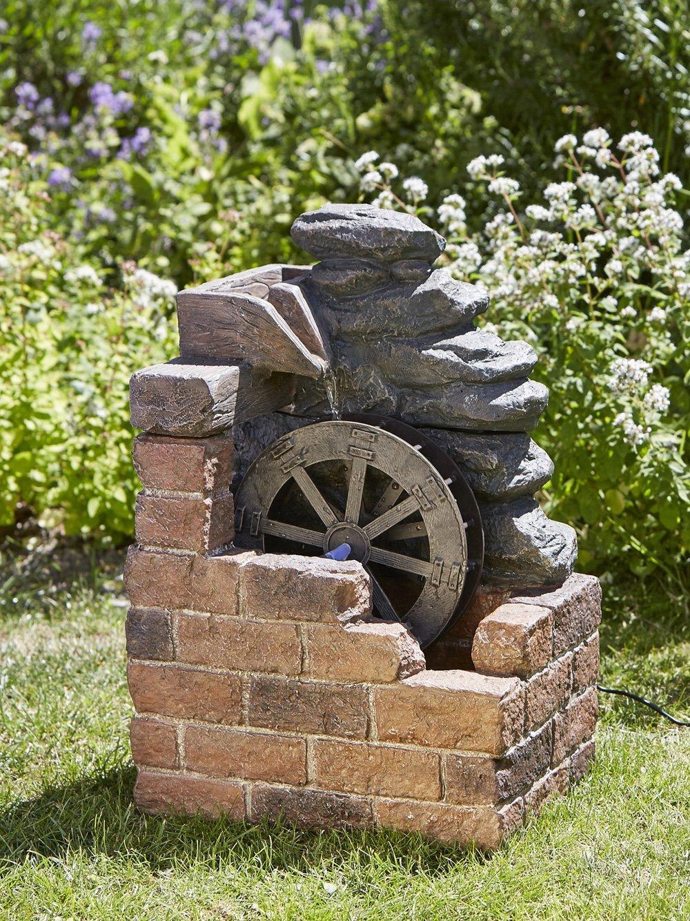 Heywood Mill Fountain 1170002