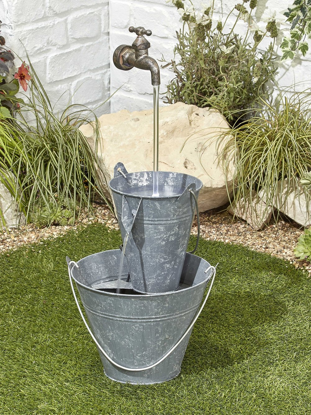 Buy Floating Tap Fountain Water Feature