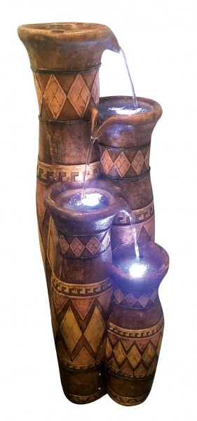 Aztec Jugs Water Feature