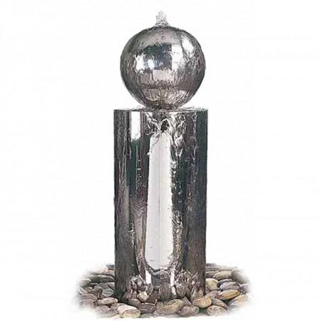 Sinni with ball 1000MM height Water Feature
