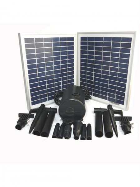 1550LPH Solar Power Pond or Water Feature Pump