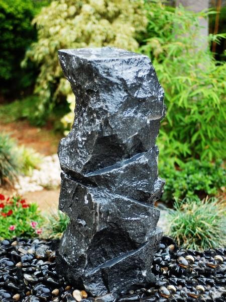 Allia Falls Granite Water Feature