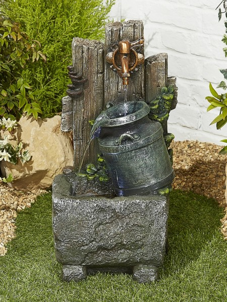 Tap & Trough Spills Water Feature