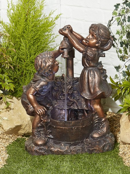 Mischief Water Feature