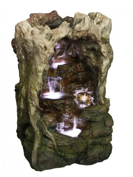Woodland Hidden Falls Water Feature