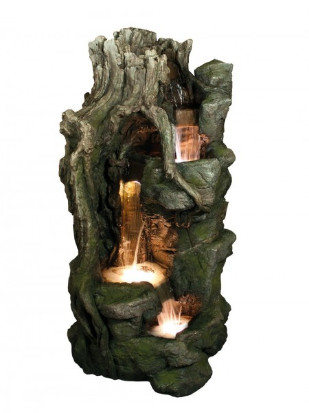 Woodland Multi Falls Water Feature