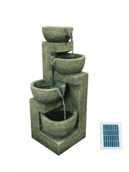 Solar Four Bowl Water Feature