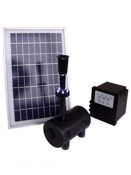 800LPH Solar Power Pump