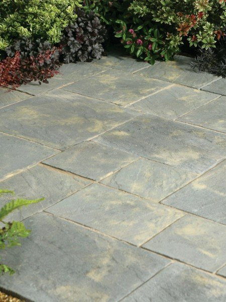 Abbey Paving Antique Patio Pack (5.76 sqm)
