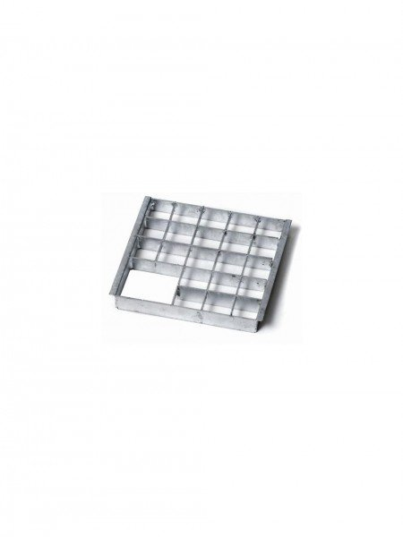 Apollo Galvanised Grid Access Hatch Ubbink Garden