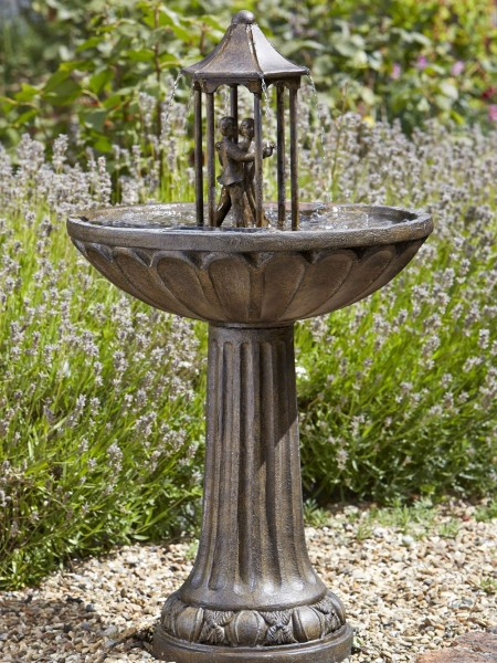 Dancing Couple Fountain