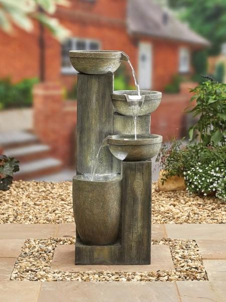 Ash Columns Water Feature