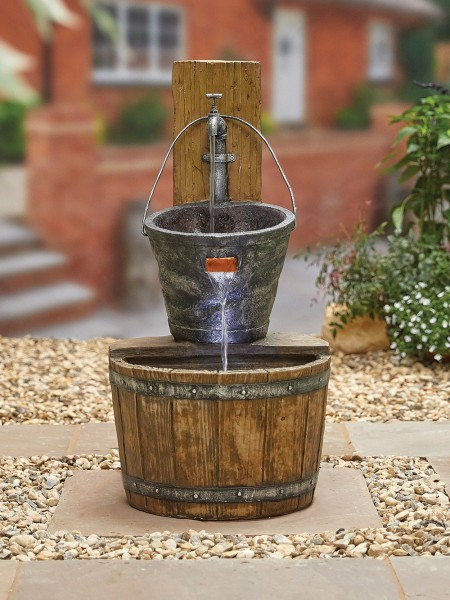 Country Charm Water Feature