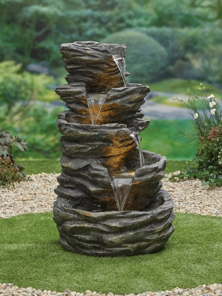Rock Pools Water Feature