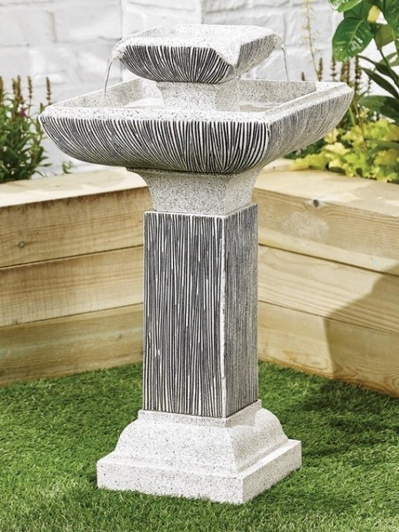 Grecian Cascade Water Feature