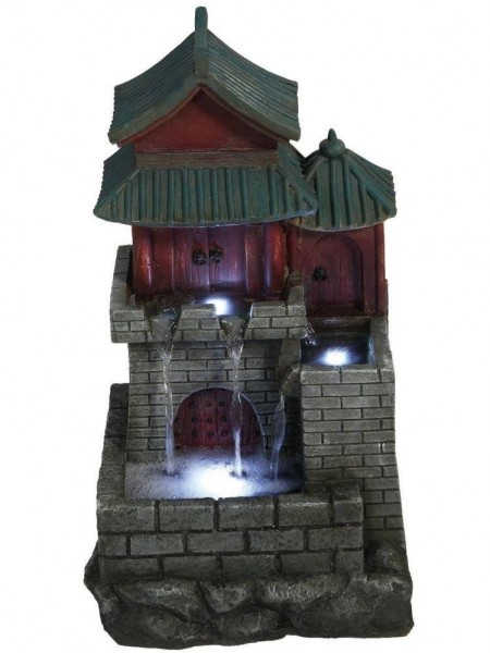 Japanese House Water Feature by Aqua Creations