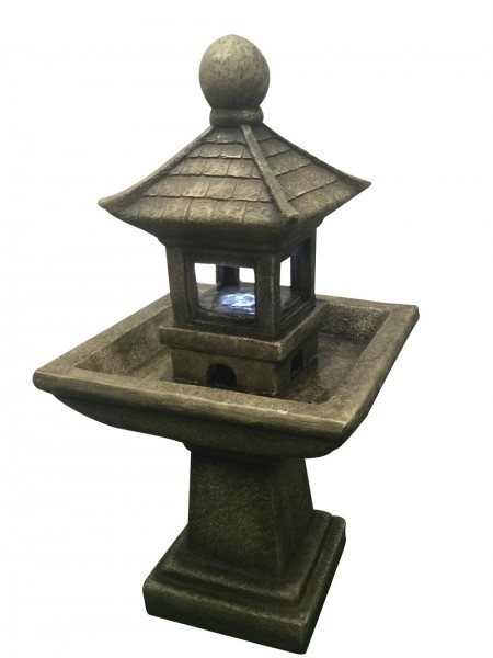 Pagoda on Column