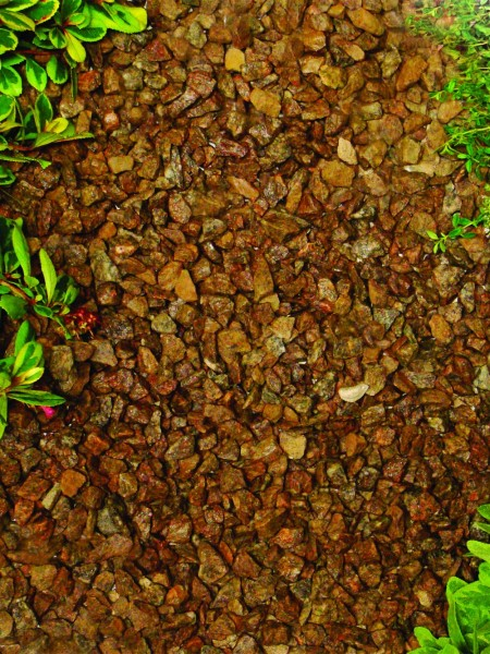 Rose Granite Chippings Large Bulk Bag