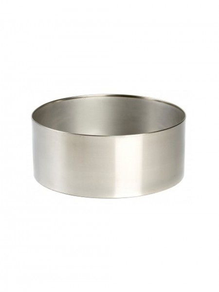 500mm Round Stainless Steel Base