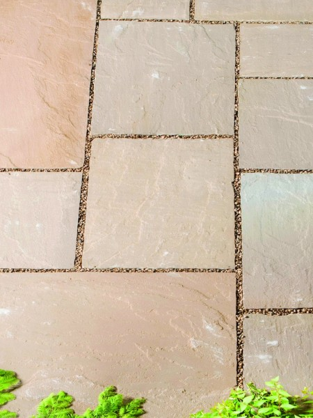 Sienna Stone Natural Paving Project Crate 8.23sq metre