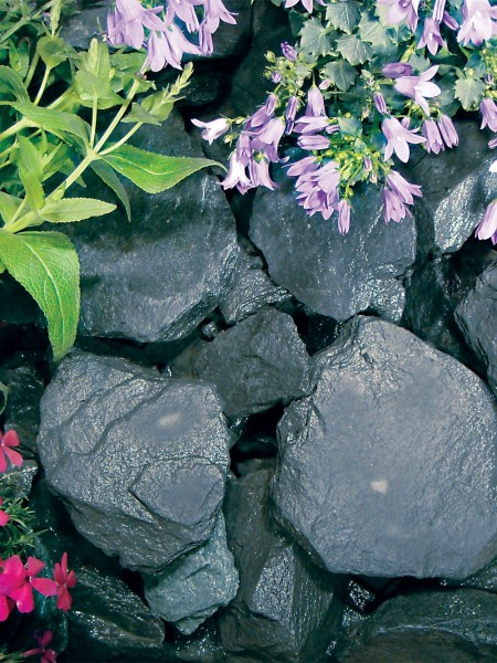 Lakeland Slate Paddle Stones Bulk Bag
