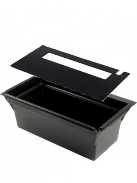 Plastic Reservoir and Lid (Suitable for 600mm Waterfall Blade Cascade, Sheer Descent)