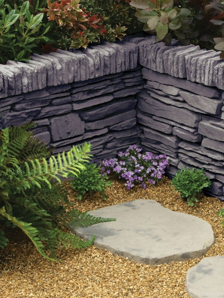 Daleside Walling Full Block Valley Slate (50 Pieces)