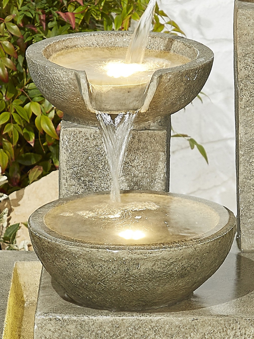 Pouring Bowls Water Feature Waterfeatures Com