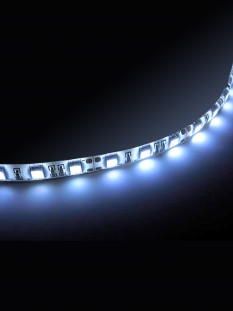 450mm White LED Light Strip For Water Cascade