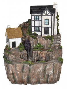 Tudor Cottage Water Feature