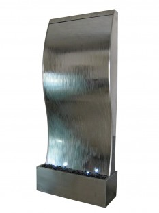 Mumbai Stainless Steel Water Feature