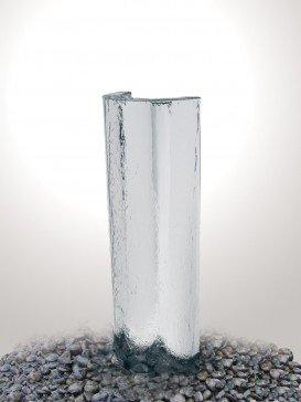 Serio 3 C Shaped Water Feature By Aqua Moda
