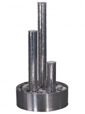 Tresa Small 76mm Diameter Pipe Water Feature
