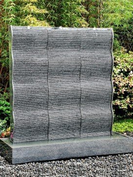 Granite Rapido 8 Water Feature 217cm Height