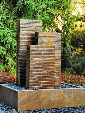 Slate Mumur Water Feature