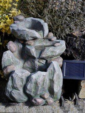 Rock Fall Fountain