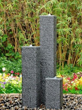 Granite Tresa 3 Water Feature