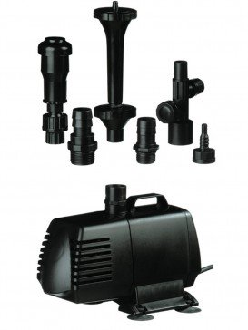 Libel Xtra 3900LPH Garden Water Pond Pump