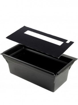 Plastic Reservoir and Lid (Suitable for 900mm Waterfall Blade Cascade, Sheer Descent)