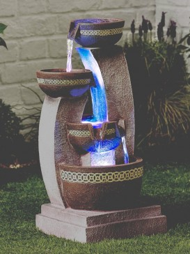 Azure Columns Kelkay Easy Fountain Water Feature
