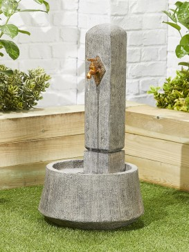 Country Tap Water Feature