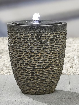 Cobble Stone Water Feature