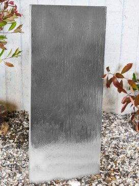Steel Staffora Extra Large Water Feature