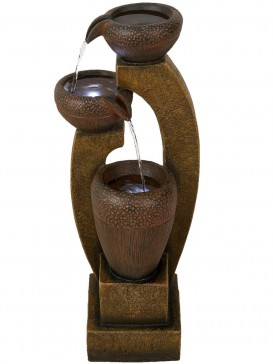 Jackson Pouring Bowls Water Feature by Aqua Creations