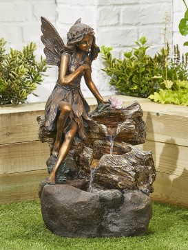 Pixie Spills Water Feature