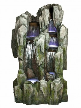 Large Slate Fall Water Feature
