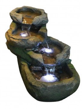 Rock Falls (River) Water Feature