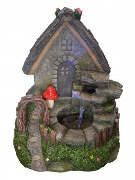 Fairy House Water Feature