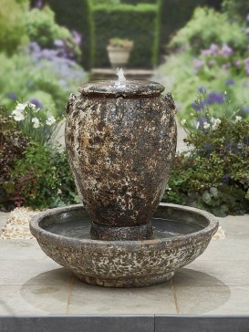 Curio Relic Water Feature