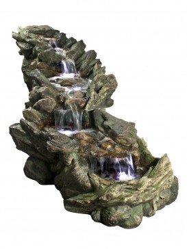Rio Grande River Falls Water Feature